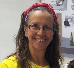 Professora Patchwork Katia Amaral