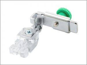 Calcador para zíper invisível 941800000