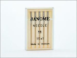 Conjunto de agulhas tamanho 11 universal 990111000