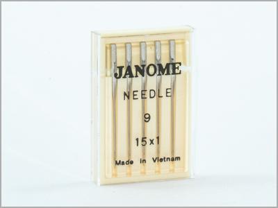 Conjunto de agulhas tamanho 9 universal 990109000