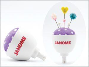 Alfineteiro Lilás Janome 202256027
