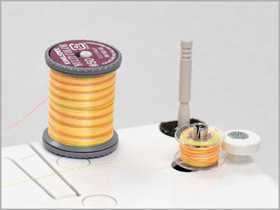 Enchedor de bobina para máquina 2008P