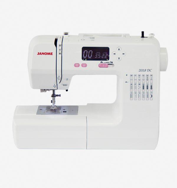 Máquina de Costura Janome modelo 2018DC