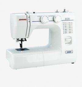 Máquina de costura mecânica Janome 2008S