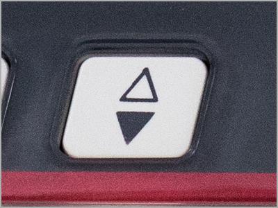 Botão posicionador da agulha 2030QDC
