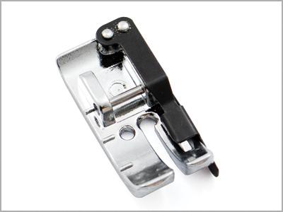 Calcador para costura de margem de 1/4 de polegada 200008037