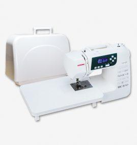 Máquina de costura com 60 pontos