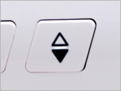 Botão posicionador de agulha da máquina de costura DC6100