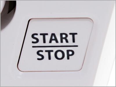 Botão Start Stop da máquina de costura DC6100
