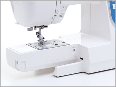 Braço livre da máquina de costura DC6100