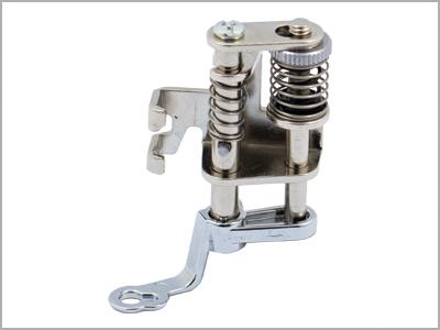 Calcador conversível com base fechada para quilting livre 858820100