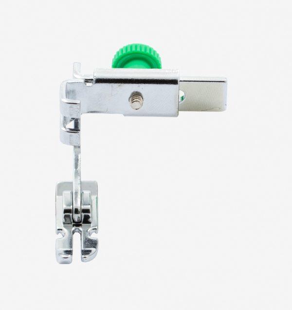 Calcador para aplicação de zíper e cordão 200334002