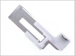 Chapa estabilizadora com suporte 200428118-200428406
