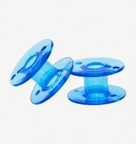 Conjunto com 25 bobinas de cor azul 200277084