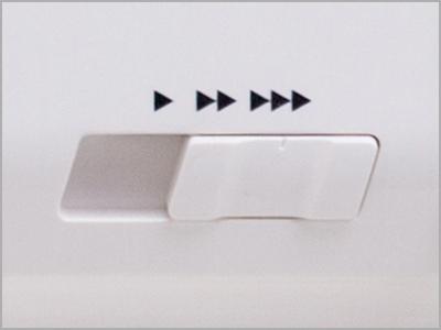 Controle de velocidade da máquina de costura DC6100