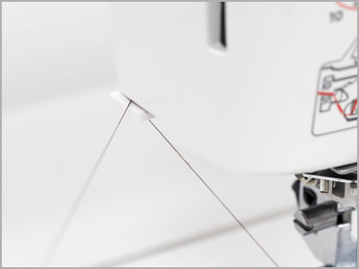 Corte de linha lateral
