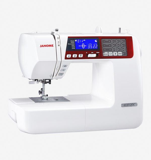 Máquina de costura 4120qdc