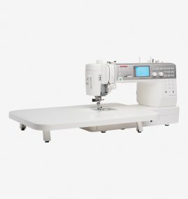 Máquina de costura, quilting e patchwork MC6700P