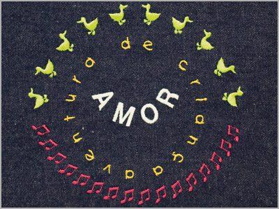 Monogramas em arco
