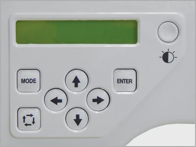 Painel de controle lateral MB-7