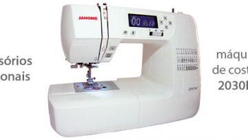 Acessórios para máquina de costura 2030DC