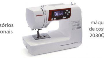 Acessórios para máquina de costura 2030QDC