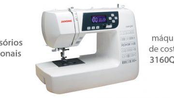Acessórios para máquina de costura 3160QDC