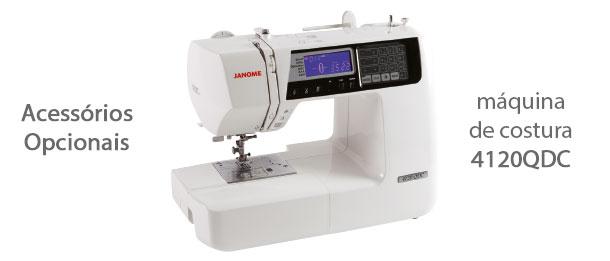Acessórios para máquina de costura 4120QDC
