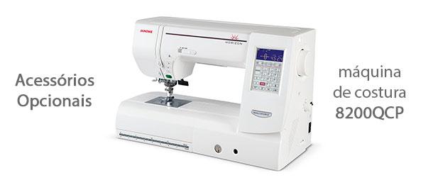 Acessórios para máquina de costura 8200QCP