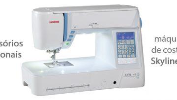 Acessórios para máquina de costura Skyline S5
