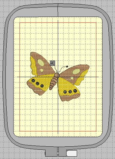 Como transferir um bordado para a sua máquina de bordar Janome MC350E
