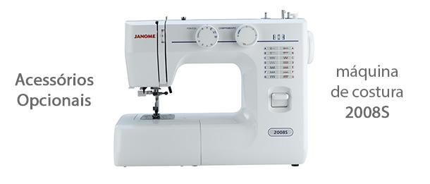 Acessórios para máquina de costura 2008S