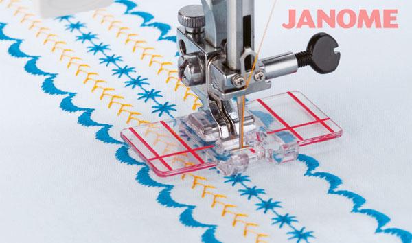 Seis maneiras diferentes de fazer costura reta!-4