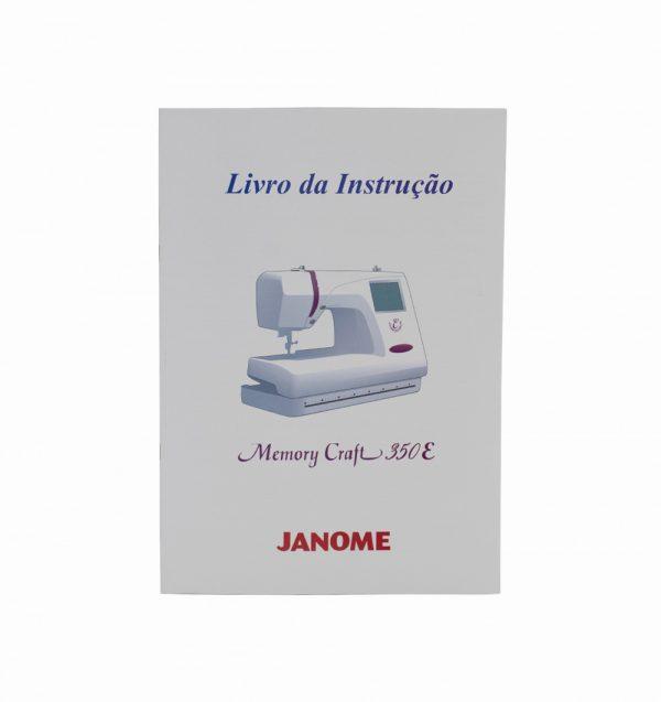 manual de instrução MC350E 852861611