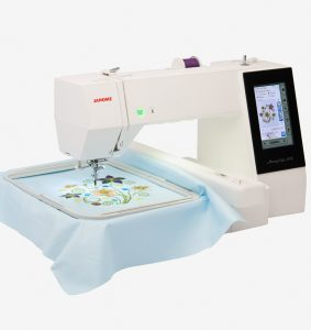 Máquina de bordar Janome MC500E