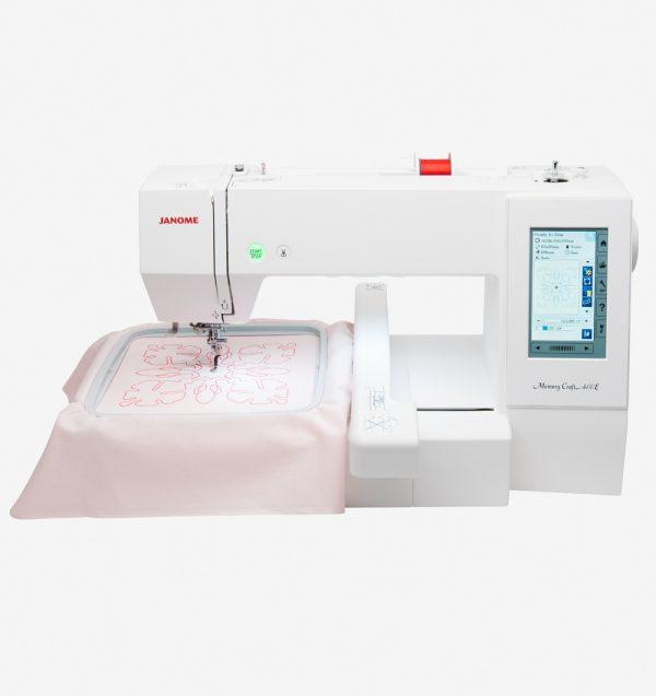 Máquina de bordar MC400E