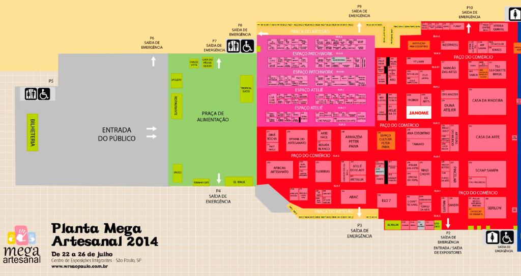 Está chegando a Mega Artesanal 2014… prepare-se!