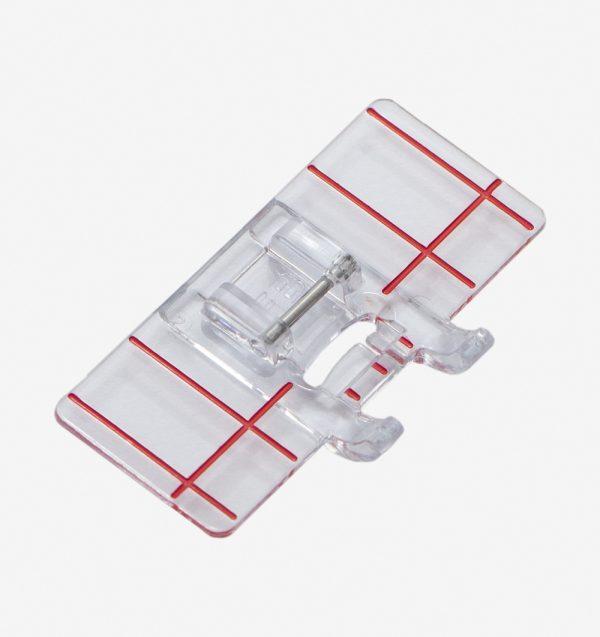 Calcador para bordas e costuras paralelas-202084000-1