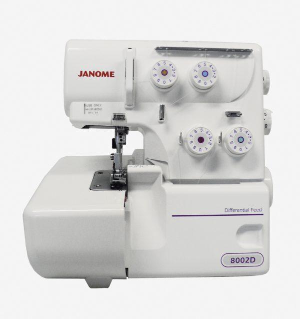 Máquina de costura overlock 8002D