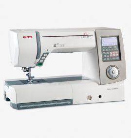 Máquina de costura para quilting e patchwork