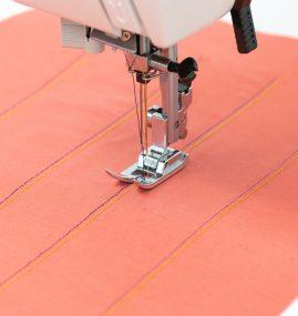 Calcador A para ziguezague e costuras em geral-301505002
