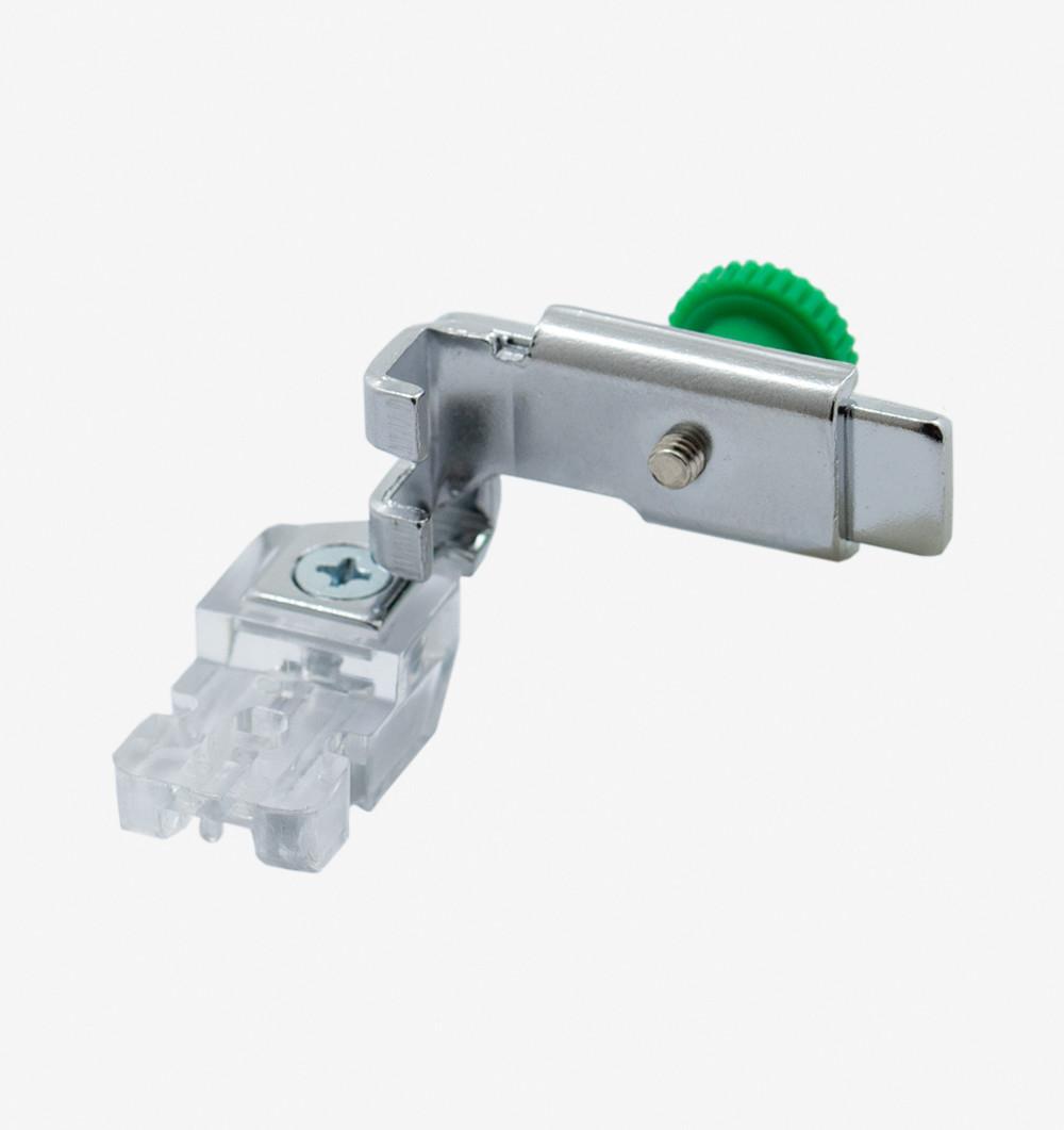 Calcador para aplicação de zíper invisível - 941800000