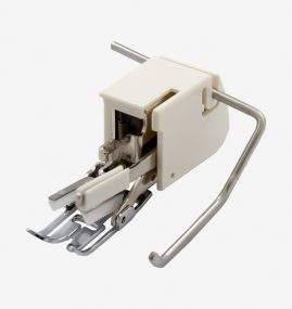 calcador fechado pra quilting reto com guia-200311003