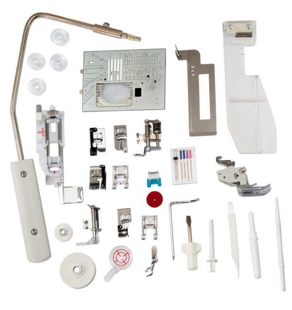 Conjunto de Acessórios Standard da máquina de costura 8200QCP 858870091