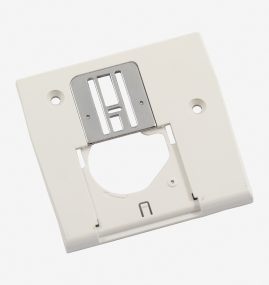Chapa da agulha para máquina 525 sew mini 525617008
