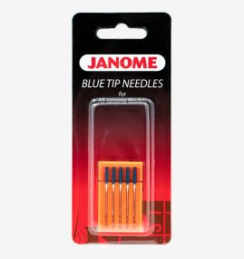 Conjunto de agulhas ponta azul tamanho 11 - 200346007
