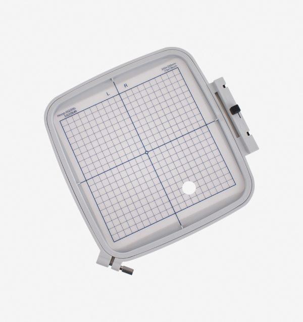 Bastidor SQ20b com área de bordado tamanho 20x20cm 864404000