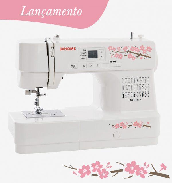 Máquina de Costura Eletrônica 1030MX