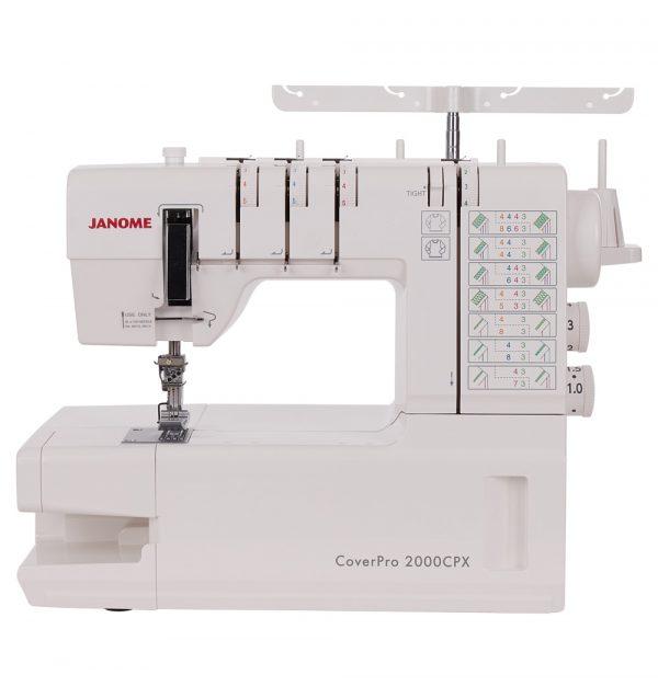 Máquina de costura galoneira Janome 2000CPX